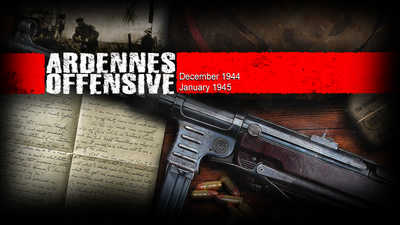 Ardennes Offensive   Cover