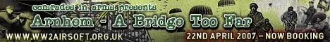 Arnhem - A Bridge Too Far