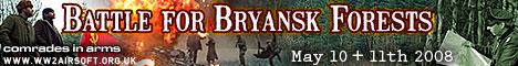 Battle for Bryansk Forests