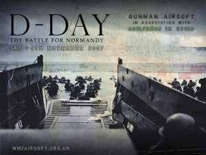 D-Day event