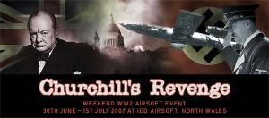 Churchill's Revenge