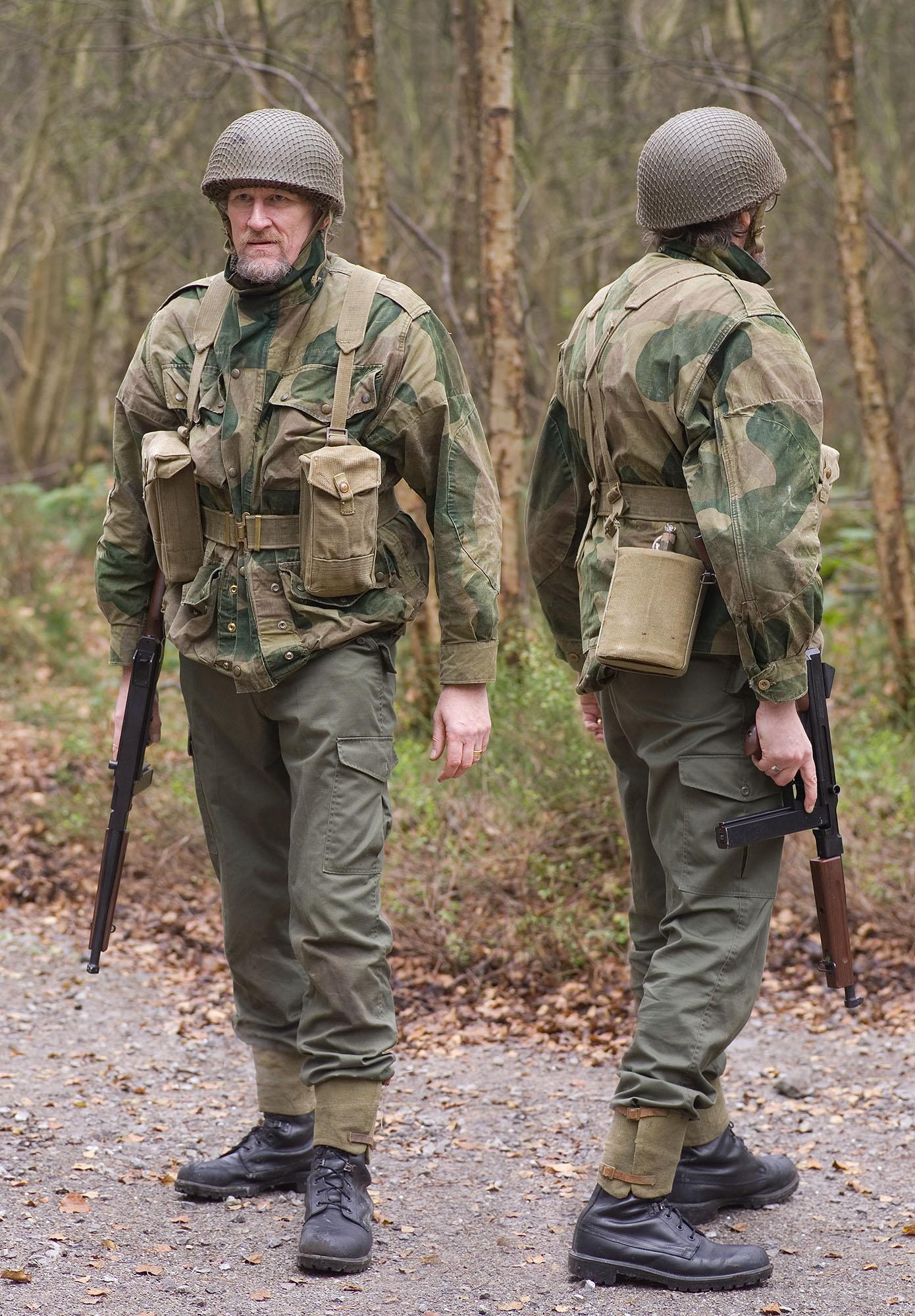 British Airborne basic impression