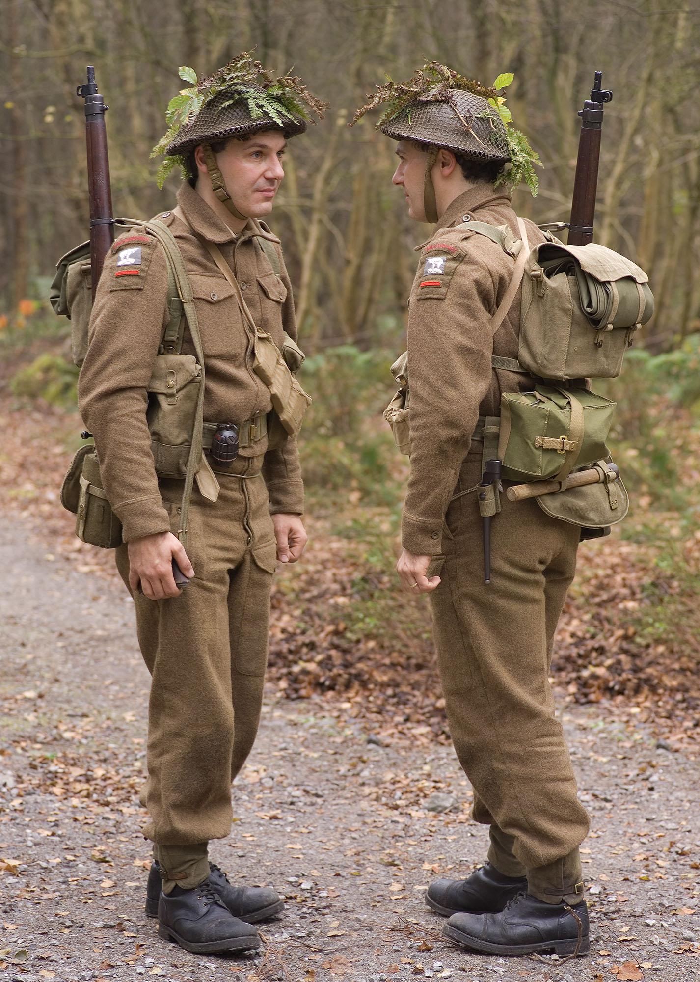British Hallamshire Battalion