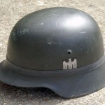 M35 helmet with inner tube