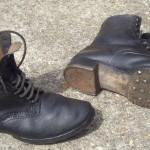 Handmade low boots