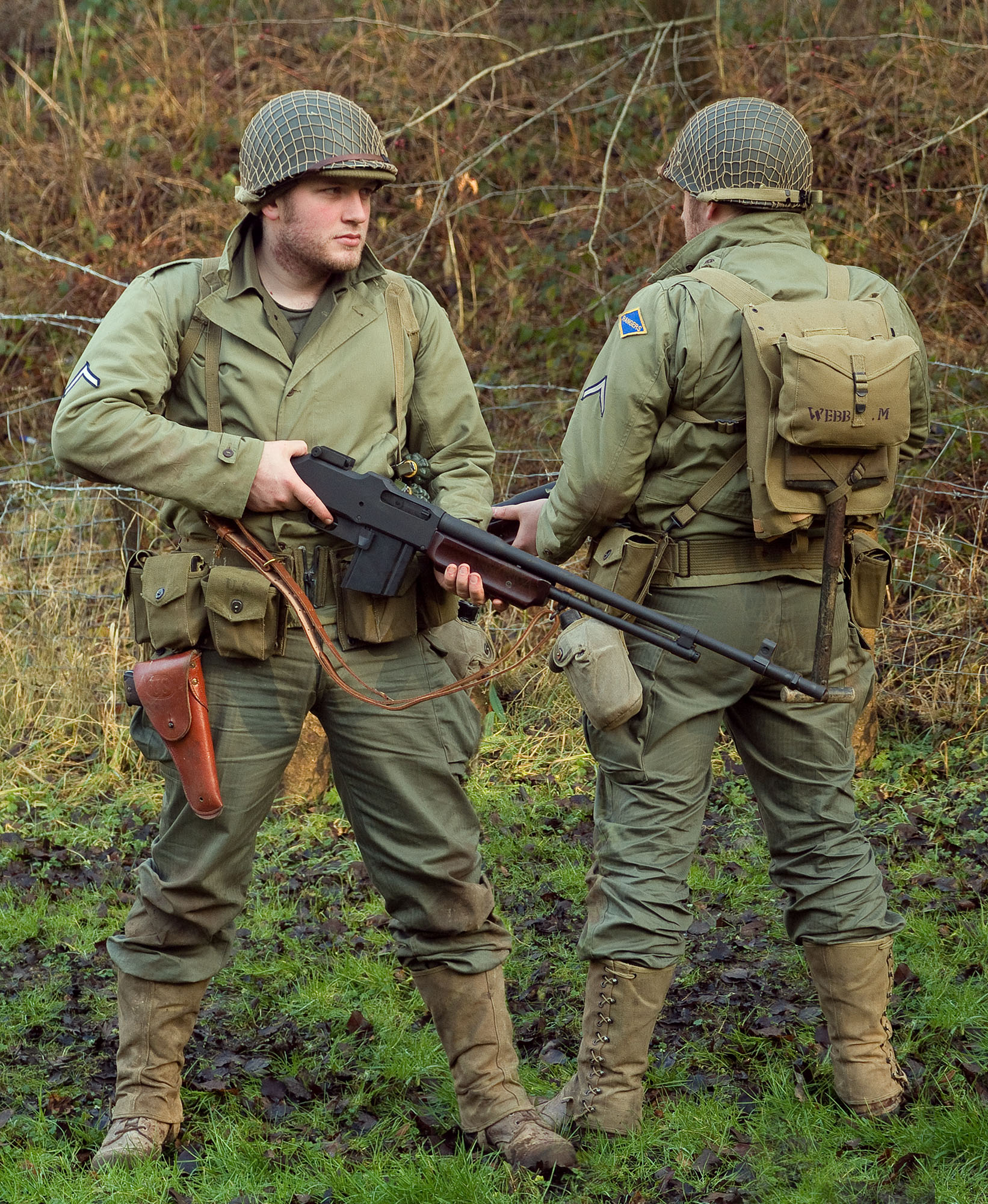 US 2nd Rangers