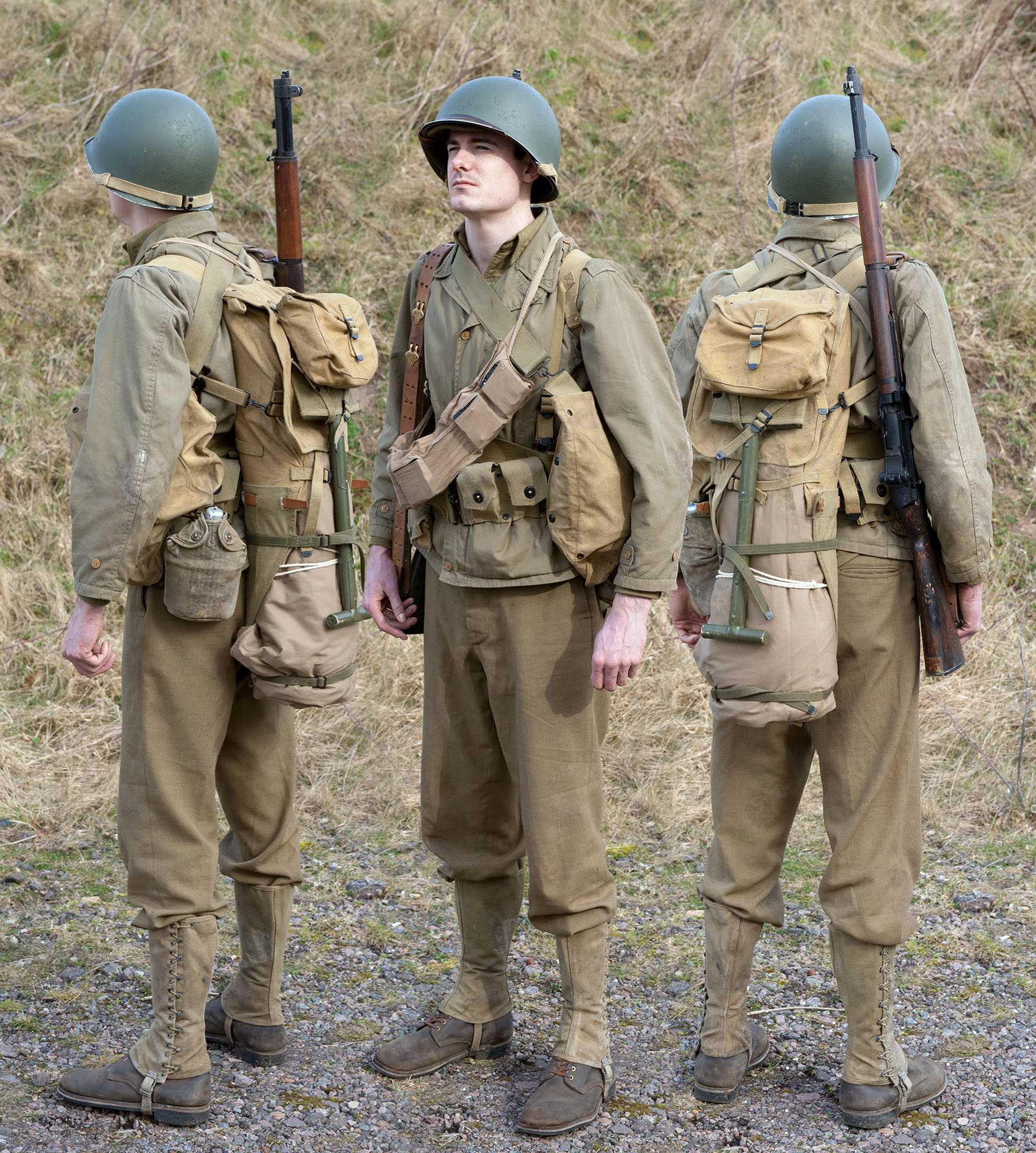 US Infantryman