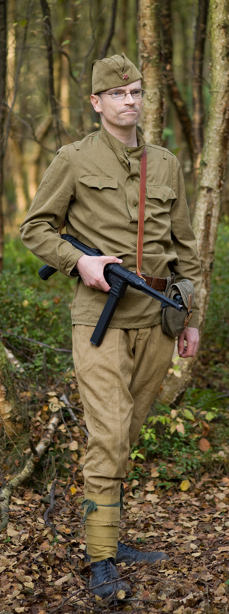 USSR basic summer uniform