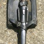 Spade and bayonet