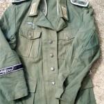 Drillich tunic