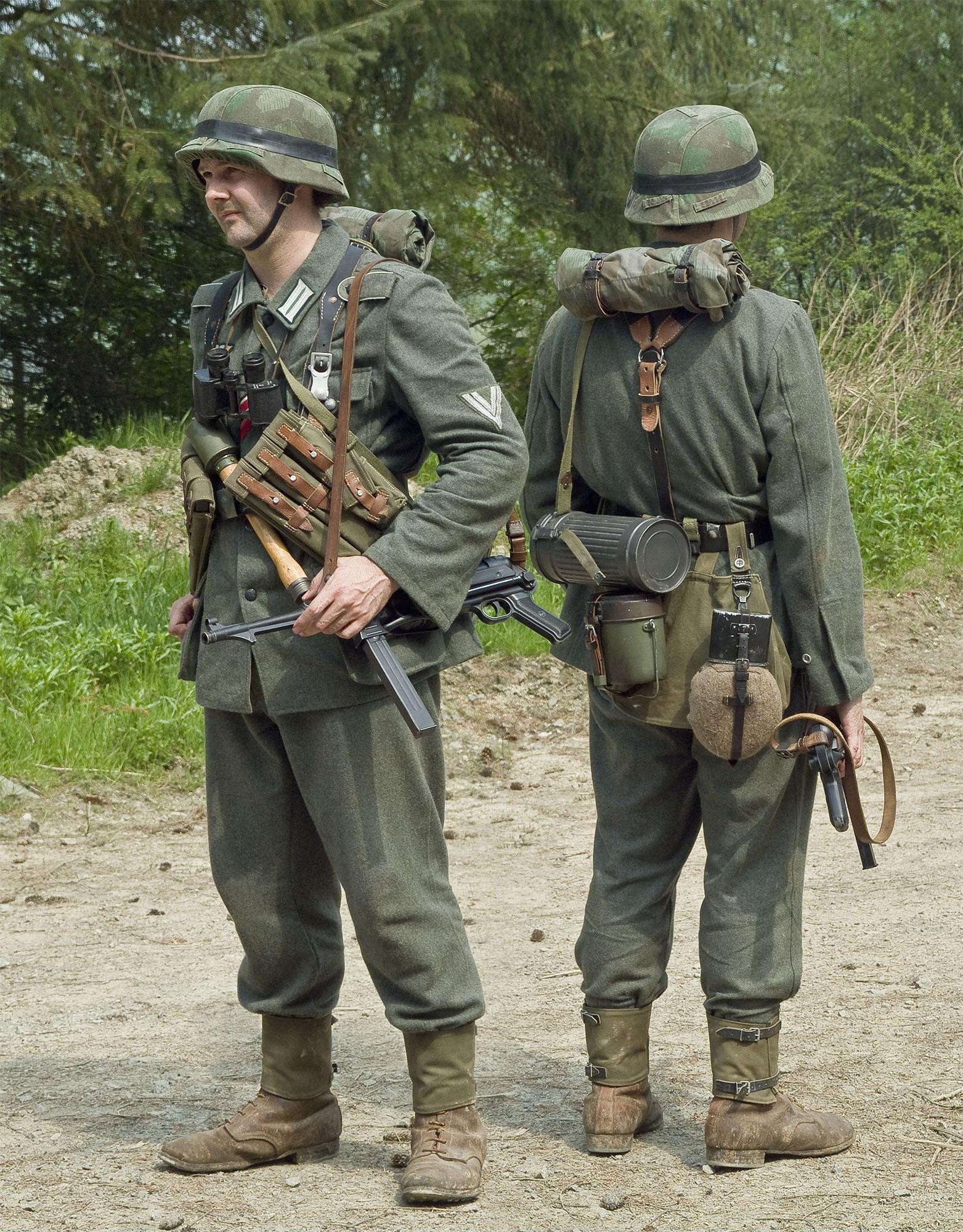 German Heer uniform
