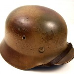 German helmet
