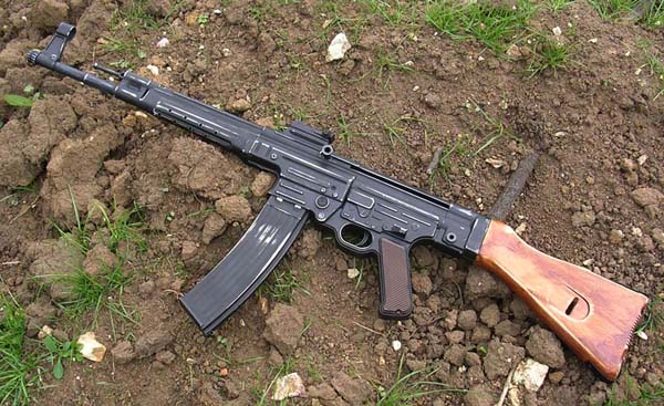 weathered MP44