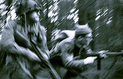 """Comrades in Arms event - """"The Battle of the Bulge"""""""
