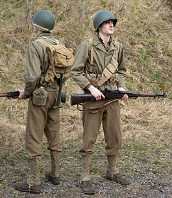 Example of one of the kit guides to be found on the www.ww2airsoft.org.uk website